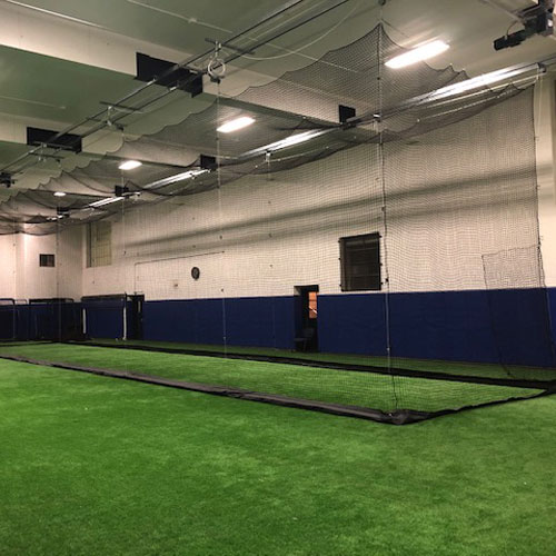 Black Widdow M Ceiling Retractable Batting Cages