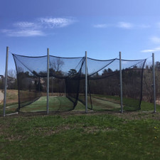 Tuff Frame Elite Batting Cage