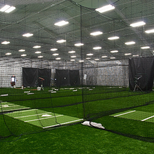 Custom Batting Cage Net Calculator