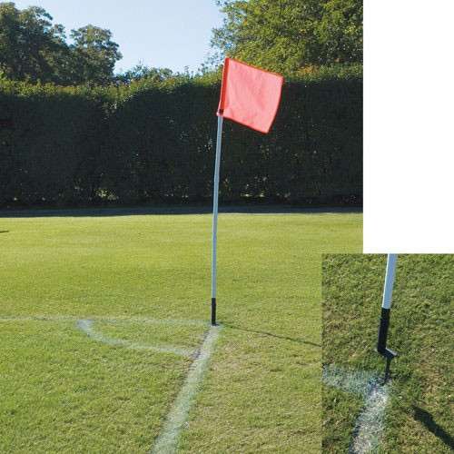Segmented Soccer Corner Flags (Set of 4)