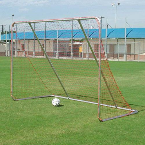 Funnet Soccer Goal 7'H x 10'W Aluminum