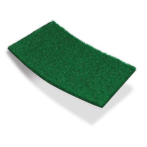 Stadium Padded Batting Cage Turf Rolls