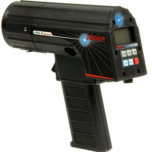 Stalker Pro Ii Baseball Radar Gun On Deck Sports