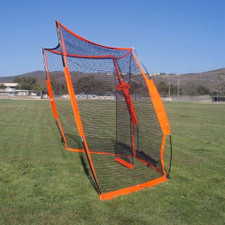 Bownet Portable Backstop & Hitting Station