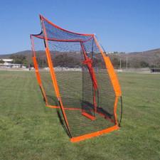 Bownet Portable Backstop & Hitting Station