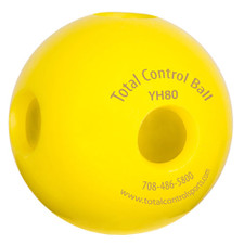 Total Control Hole Ball 80 ‐ 48 Pack