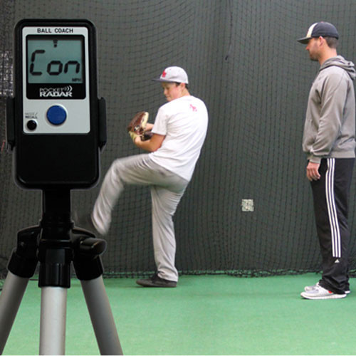 Ball Coach Pocket Radar