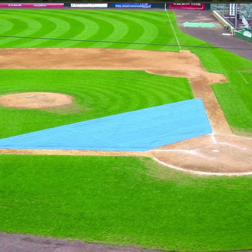 Trapezoid Infield Covers