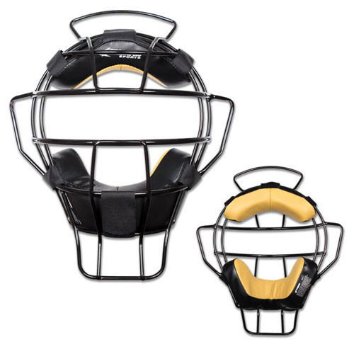 Umpire Lightweight Mask with Bio-Fresh Pads