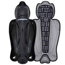 Hockey-Style Umpire Leg Guard