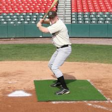 3' x 5' Standard Batting Mat