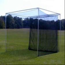 10' x 10' x 10' Lacrosse Cage