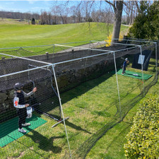 Backyard Batting Cage - 60' (Poles Not Included)