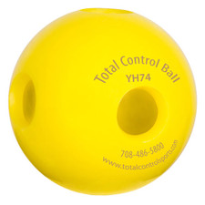 Total Control Hole Ball 74 ‐ 12 Pack