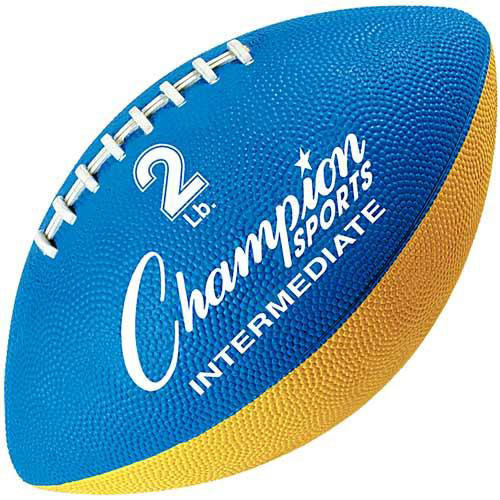 Weighted Training Footballs