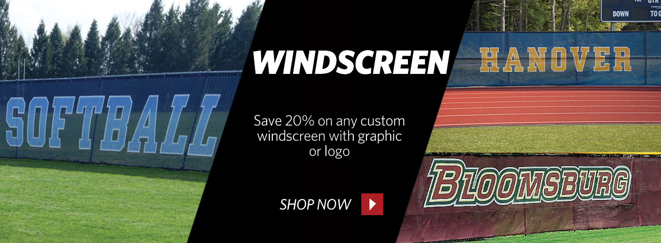 20% Off Custom Windscreen