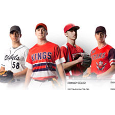 Champro Baseball Uniform Builder