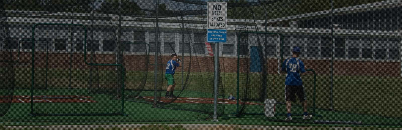 Artificial Turf For Baseball & Softball Batting Cages