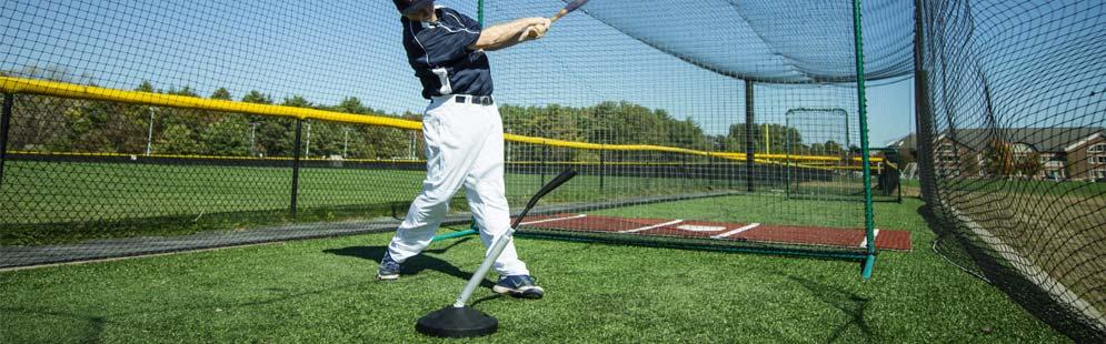 how to make a baseball batting tee