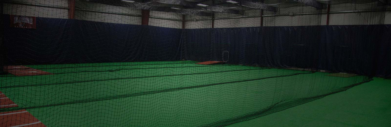 Indoor Batting Cages for Baseball & Softball