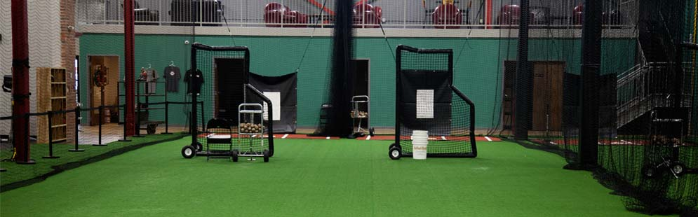 Protective Pitching Screens for Baseball & Softball
