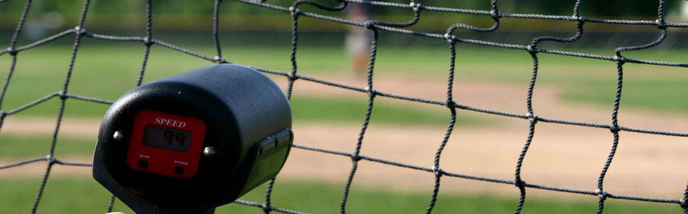 Pitching Radar Guns for Baseball & Softball