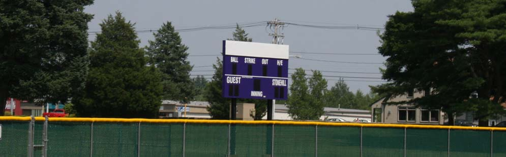 Baseball/Softball and Multi-Sport Scoreboards