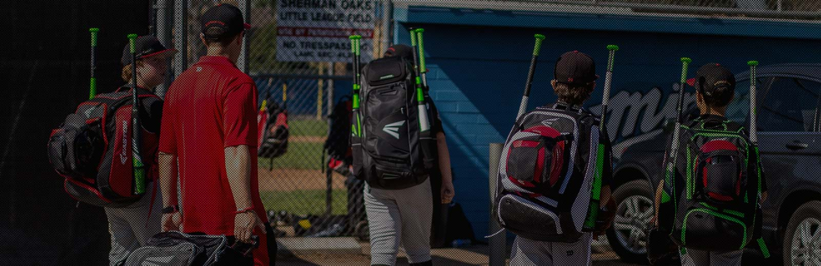 Team Equipment for Baseball and Softball