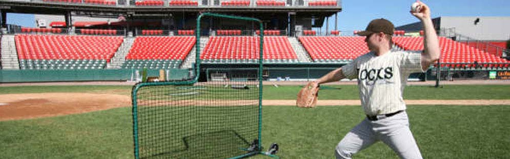 Replacement Netting For Protective Baseball & Softball Screens