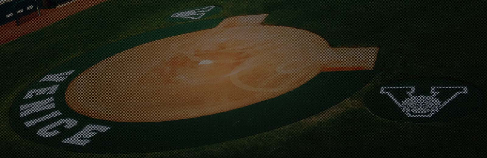 Home Plate Halos for Baseball & Softball Fields