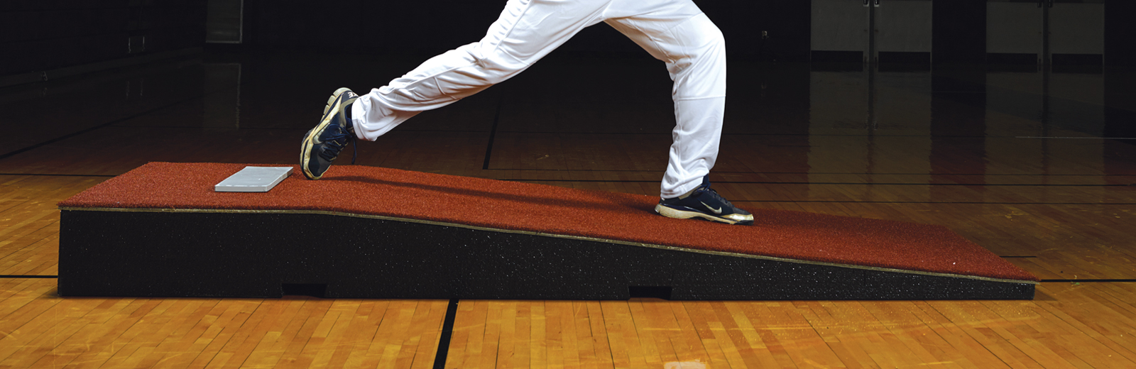 Portable Pitching Mounds for Baseball