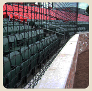 Shop On Deck Sports Backstop Netting Options