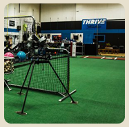 Shop for pitching machines at On Deck Sports