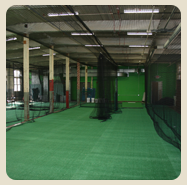 custom sports netting for indoor facilities