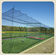 Shop On Deck Sports Mastodon Batting Cage System