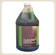 rubber flooring cleaner and accessories