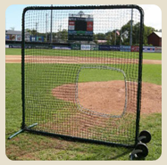 custom softball netting