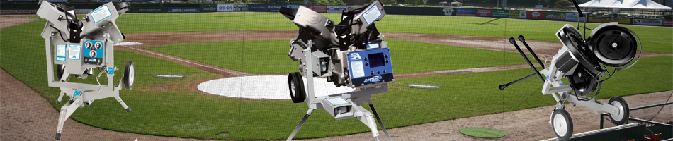 hack attack pitching machines from on deck sports