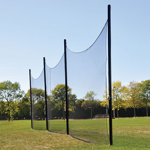 Multi-Sport Barrier Netting System