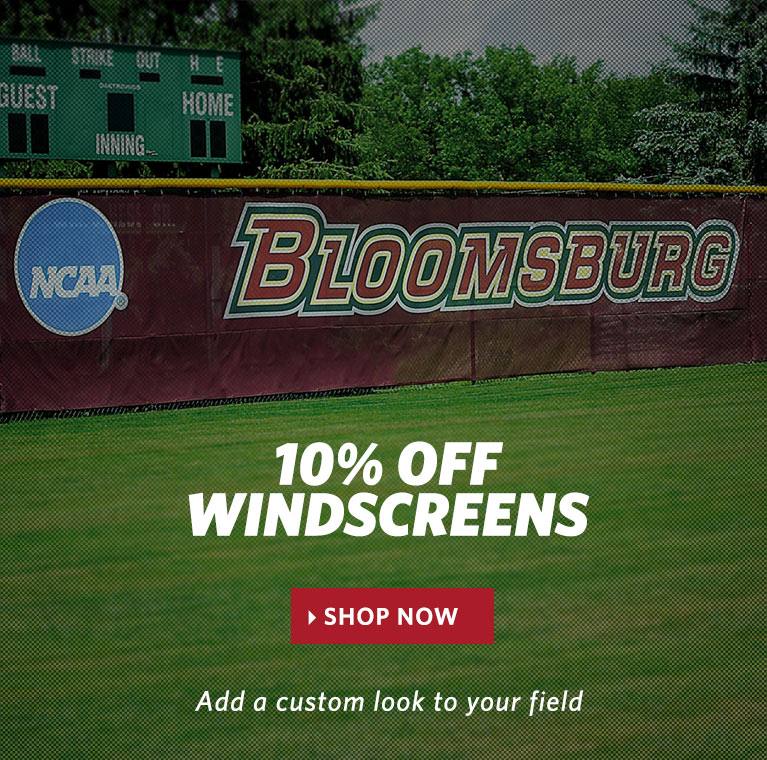 10% off Custom Windscreen