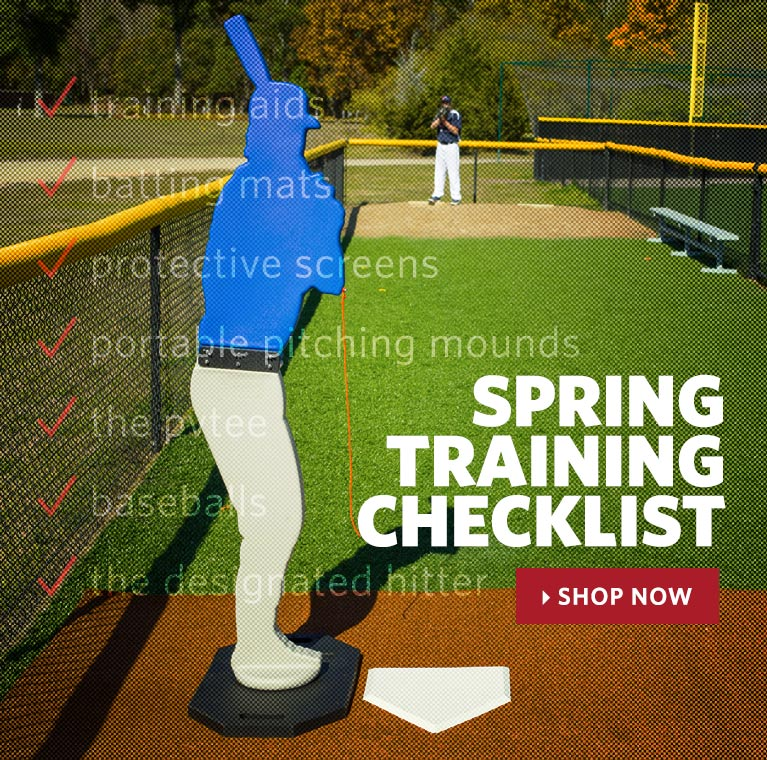 Complete Your Spring Training Checklist With On Deck Sports