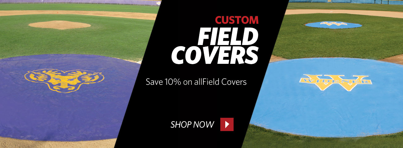 10% off Field Covers