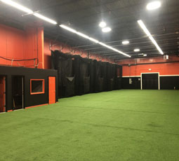 On Deck Sports Featured Project - Luna Baseball & Softball Academy