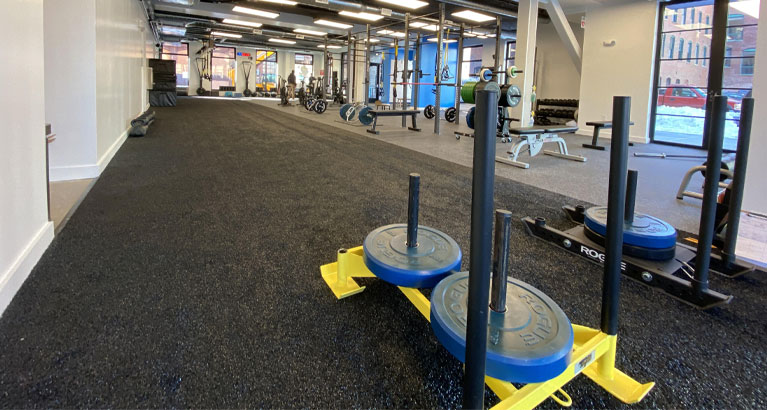 Shop Gym Flooring