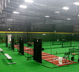 On Deck Sports Featured Project - Baseball Bank