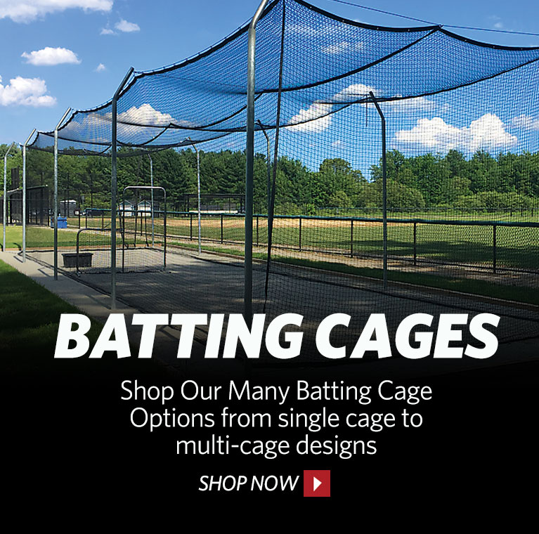Outdoor Batting Cages