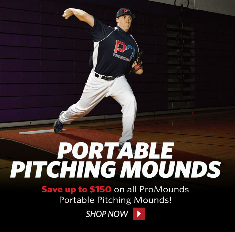 Portable Pitching Mounds Sale