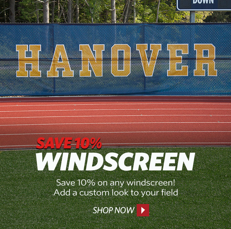 Save 10% on Windscreen