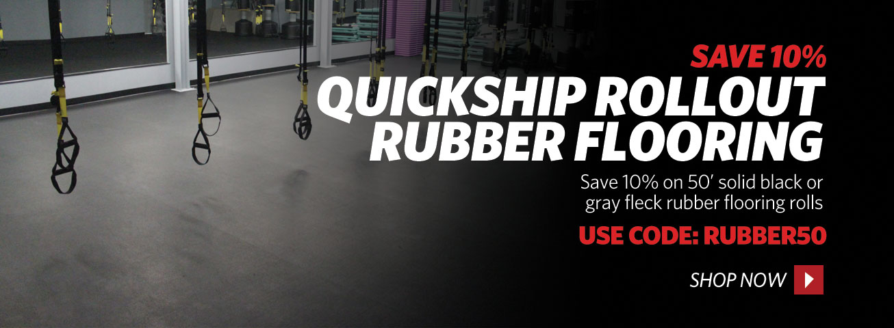 Save 10% on Quickship 50' Rolls