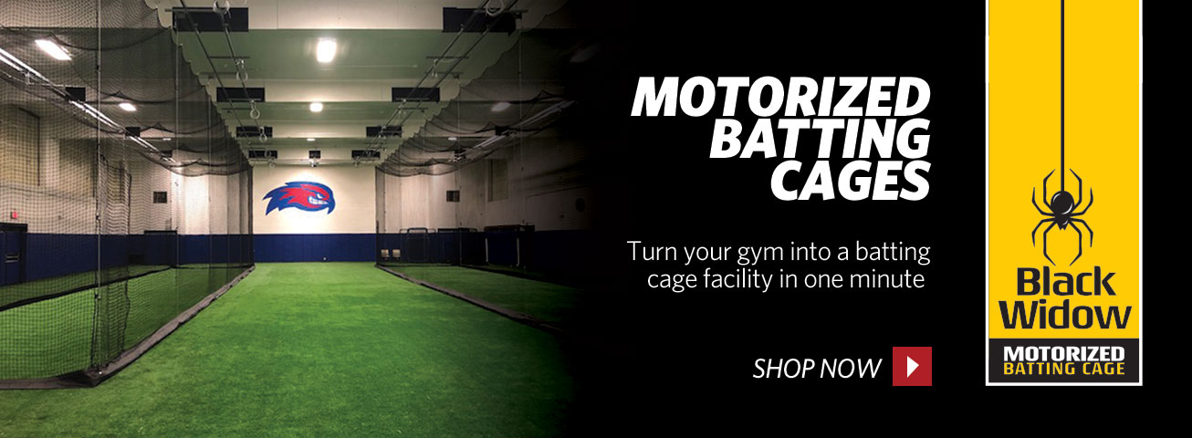 Black Widow Batting Cages